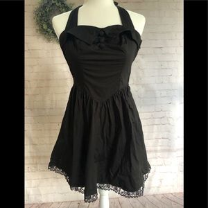 Pin up style dress! By Hell Bunny